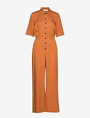 Storm & Marie - Debora Jumpsuit - jumpsuits - 851 peach - 0