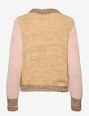 Storm & Marie - Elin Sweater - trøjer - cornsilk - 1
