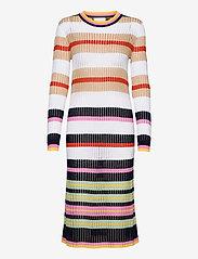 Storm & Marie - Maggie Dress - strikkjoler - stripes - 0