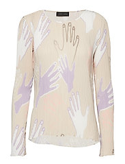 JAYLA-BL - ALL OVER PRINT/FOG