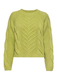 Sille Blouse - LEAF GREEN