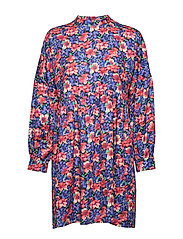 Edie Dress - 948 FLOWER