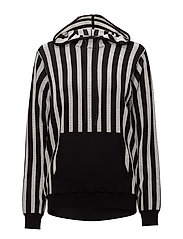 REFEREE-HOOD - STRIPES