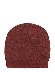 BAO-BEANIE - CHILI RED MELANGE