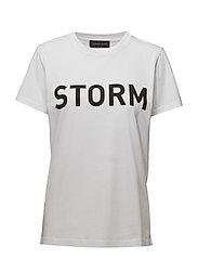 STORM-TEE - WHITE