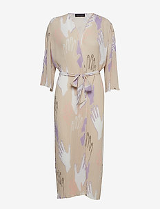 JAYLA-WRAP - ALL OVER PRINT/FOG