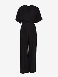Eden Jumpsuit - BLACK