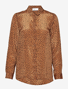 Romy Shirt - A.O.P. - LION DOT