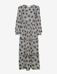 Beate Maxi Dress - midi kjoler - all over print