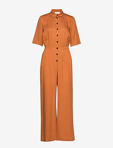 Debora Jumpsuit - jumpsuits - 851 peach