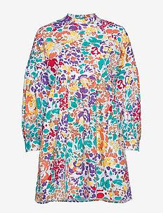 Linh Short Dress - party dresses - floral print
