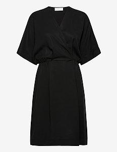 Eden Dress - korte kjoler - black