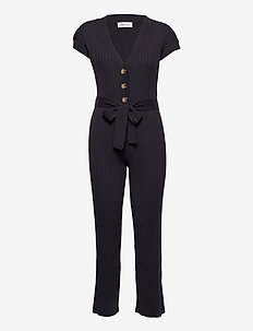 Jayden Jumpsuit - jumpsuits - navy