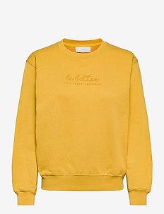 Be Better Sweat - sweatshirts & hoodies - cornsilk