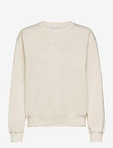 Be Better Sweat - sweatshirts & hoodies - vanilla