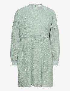 Theresa Dress - summer dresses - quiet green