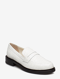 EMMA - loafers - white