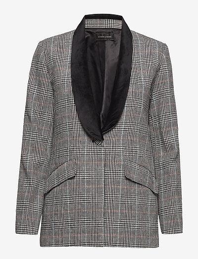 GRACE-JA - blazere - check