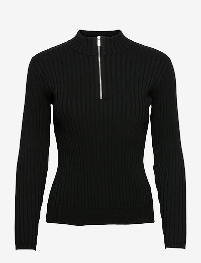 Sophia Half Zip - trøjer - black