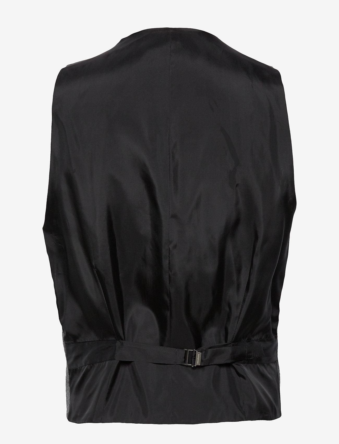 Strellson - 11 Ves 10008123 - waistcoats - medium grey - 1