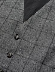 Strellson - 11 Ves 10008123 - waistcoats - medium grey - 2