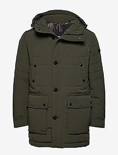 11 Plaza-W 10001005 - DARK GREEN