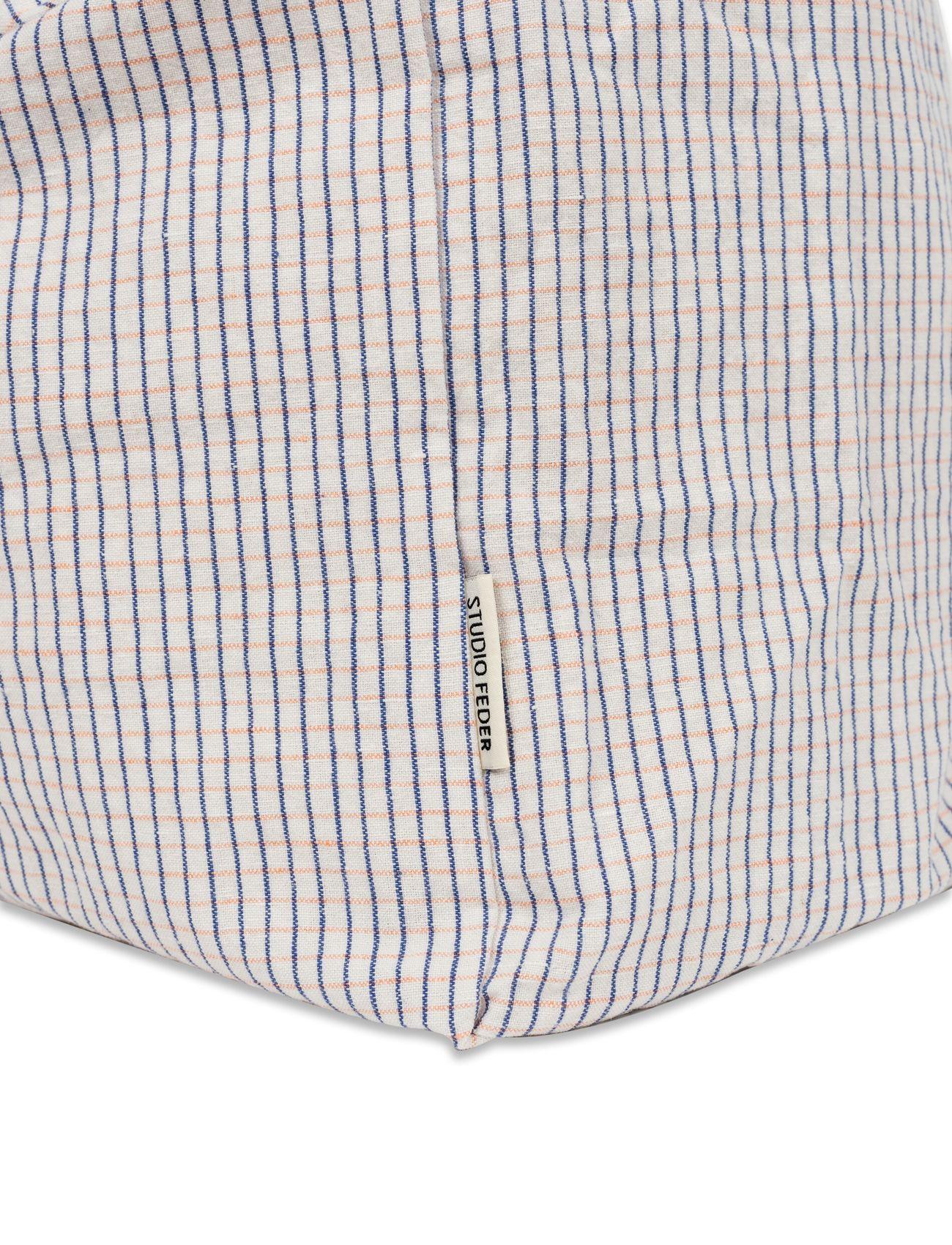 STUDIO FEDER - LARGE BAG -LAYER CHECK - tote bags - layer check - 1