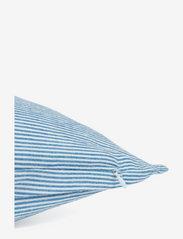 STUDIO FEDER - COT/LIN PILLOW - MILK STRIPE - coussins - milk stripe - 1