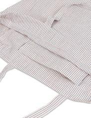 STUDIO FEDER - LARGE BAG -LAYER CHECK - tote bags - layer check - 2