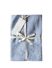 TEA TOWEL - MILK STRIPE