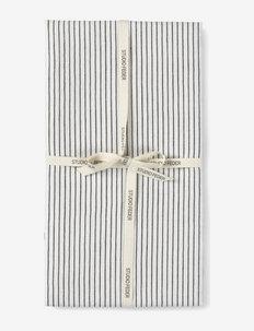 TEA TOWEL - tea towels - black pin