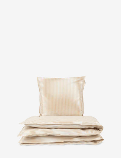 Junior Bedding - bed sets - classic stripe oak