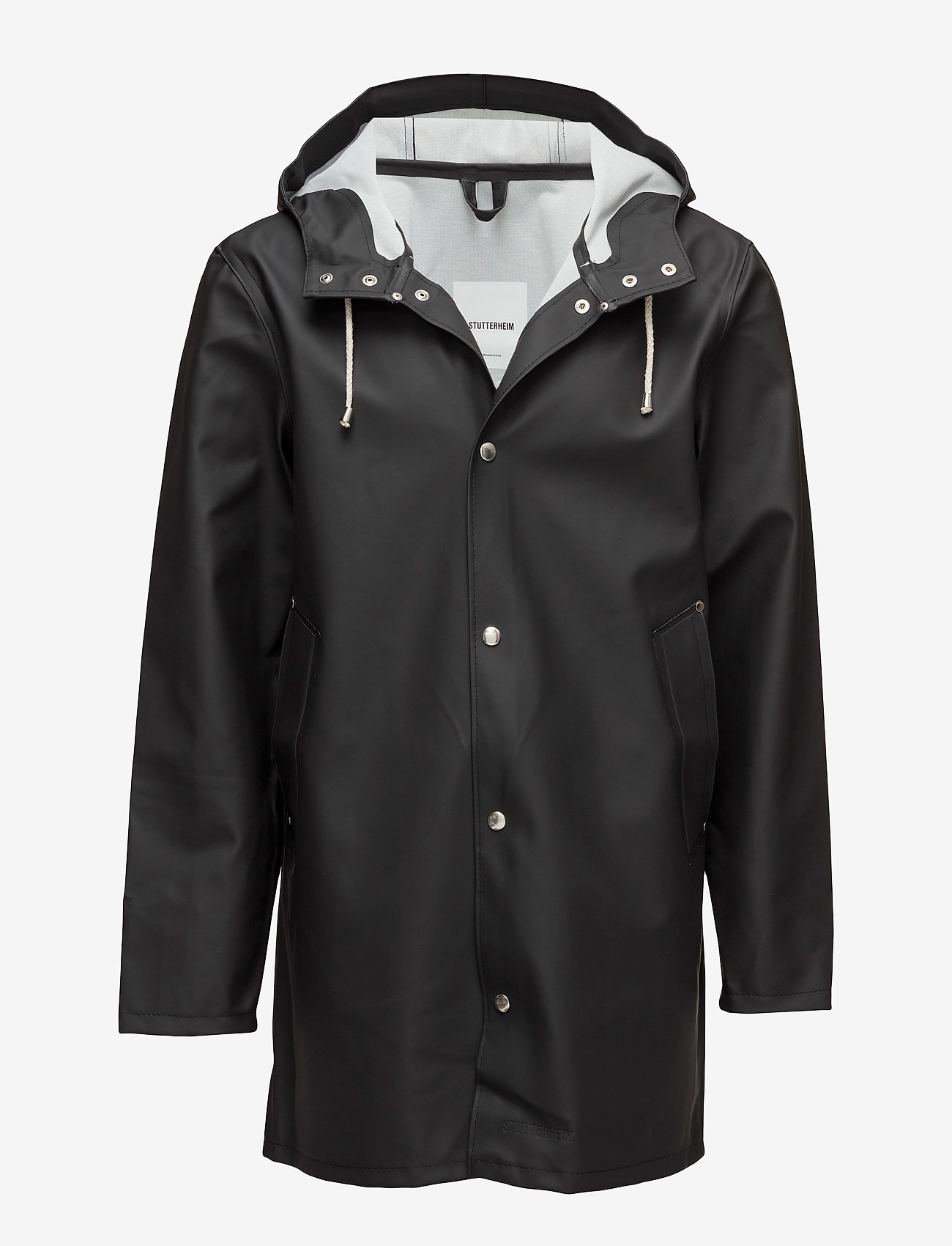Stutterheim - Stockholm - rainwear - black - 1