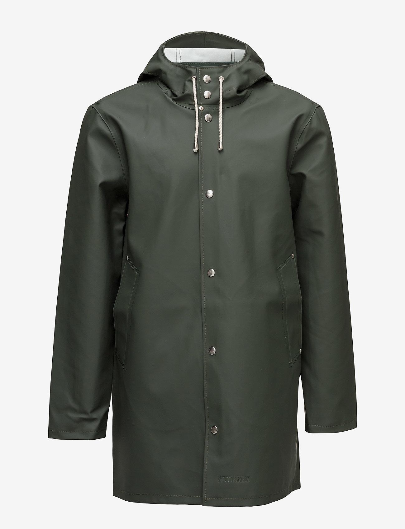 Stutterheim - Stockholm - manteaux de pluie - green - 1