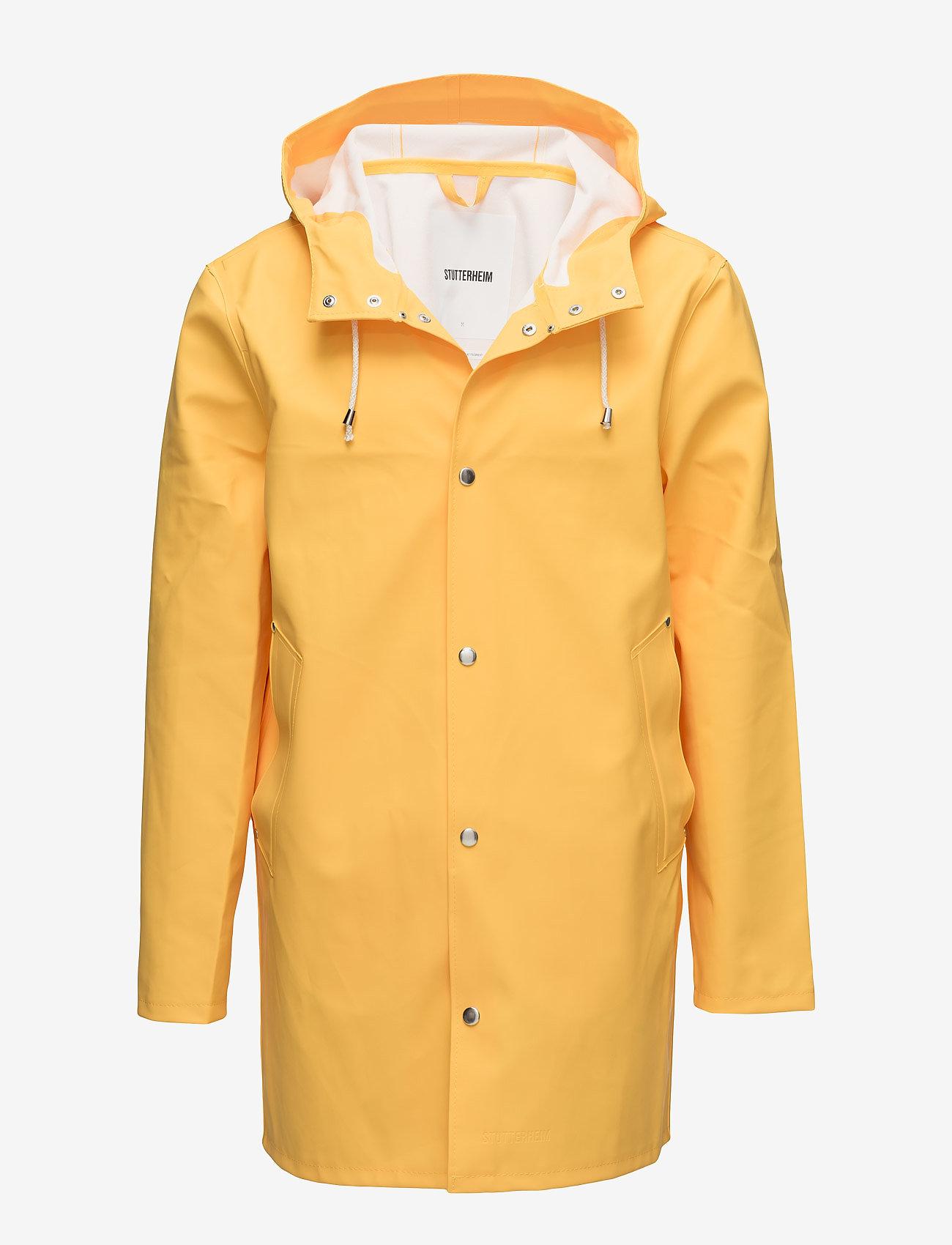 Stutterheim - Stockholm - rainwear - yellow - 0
