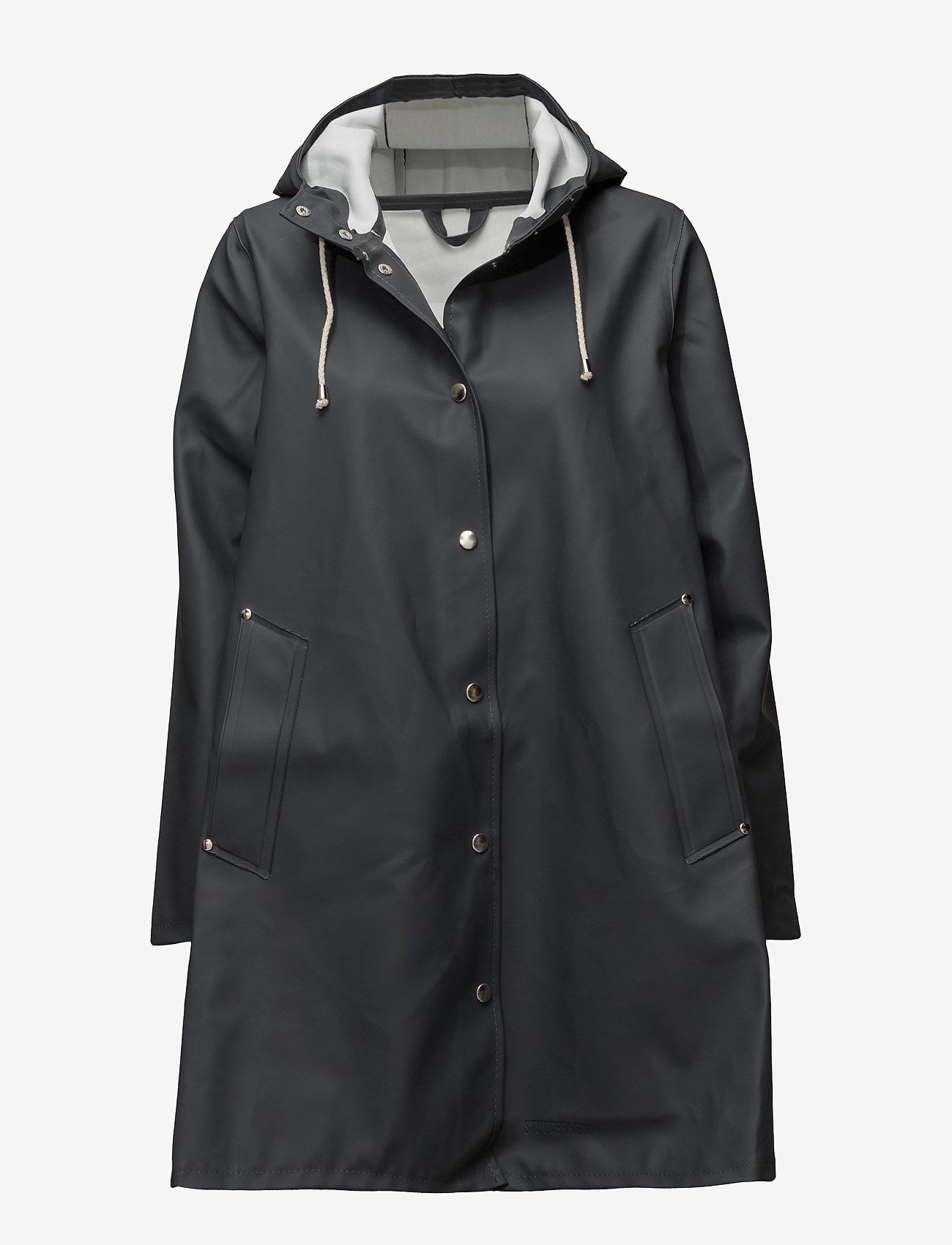 Stutterheim - Mosebacke - manteaux de pluie - charcoal - 1