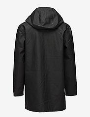 Stutterheim - Stockholm - rainwear - black - 3