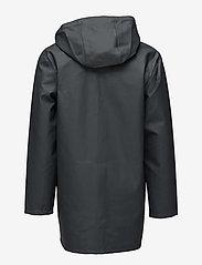 Stutterheim - Stockholm - rainwear - charcoal - 3