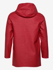 Stutterheim - Stockholm - manteaux de pluie - red - 1