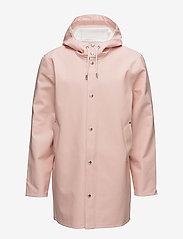 Stutterheim - Stockholm - rainwear - pale pink - 1