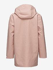 Stutterheim - Stockholm - rainwear - pale pink - 2