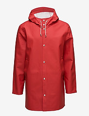 Stutterheim - Stockholm - rainwear - red - 1