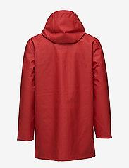 Stutterheim - Stockholm - rainwear - red - 2