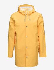 Stutterheim - Stockholm - rainwear - yellow - 1