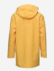 Stutterheim - Stockholm - rainwear - yellow - 2