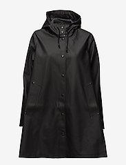 Stutterheim - Mosebacke - rainwear - black - 2