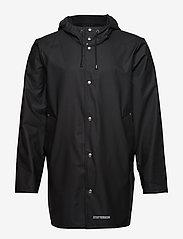 Stutterheim - Stockholm LW - rainwear - black - 2