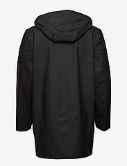 Stutterheim - Stockholm LW - rainwear - black - 3
