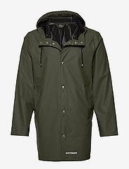 Stutterheim - Stockholm LW - rainwear - green - 1