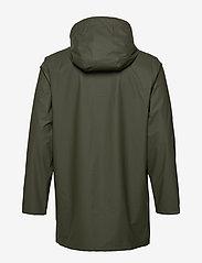 Stutterheim - Stockholm LW - rainwear - green - 6